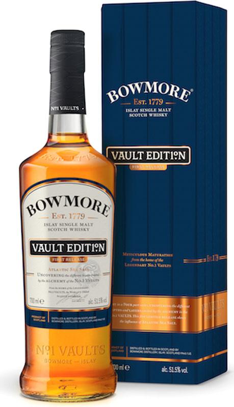 Bowmore  Vaults Edition  no1 51,5%