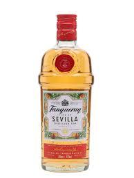 Tanqueray Gin Flor de Sevilla 70cl, 41,3%
