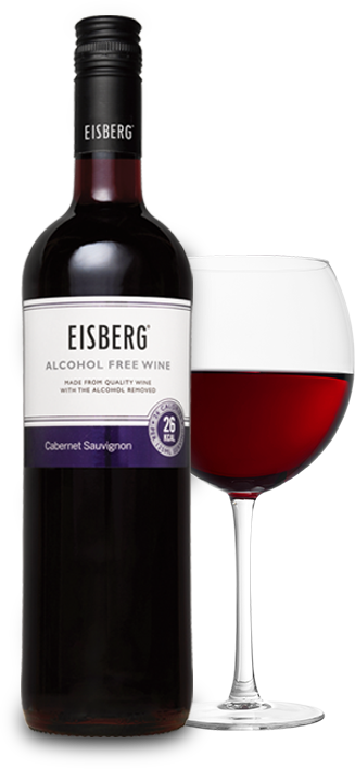 Alcoholvrije wijn Eisberg Cabernet Sauvignon