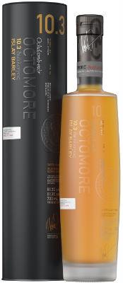 Bruichladdich Octomore 10.3 61.3%  70cl