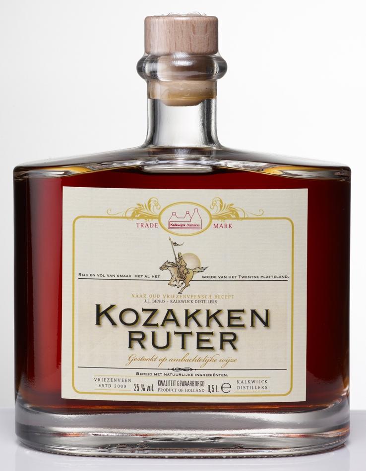 Kalkwijck Kozakken Ruter   50cl  25%