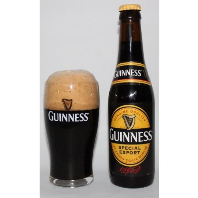 Guinness Irish Export Stout 33cl 8%