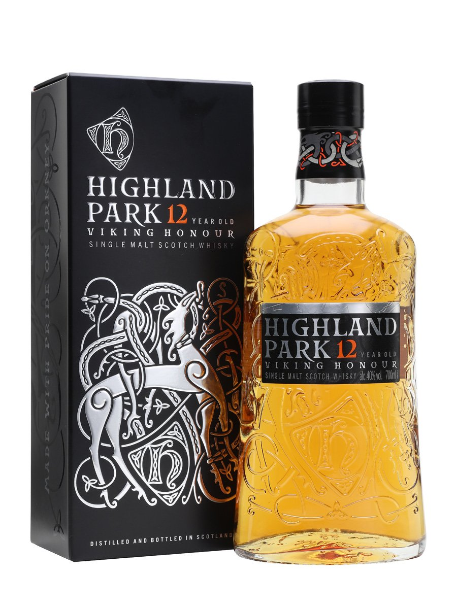 Highland Park  12yr  Viking Honour  -70cl  -40%