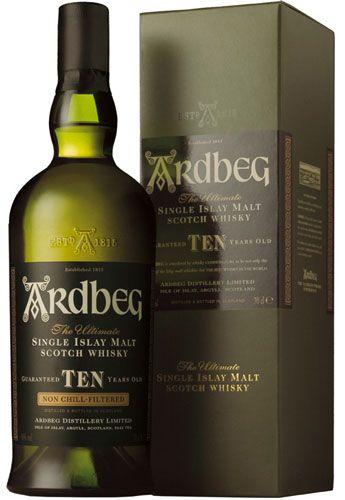 Ardbeg Ten 10jr 46%  Islay single malt