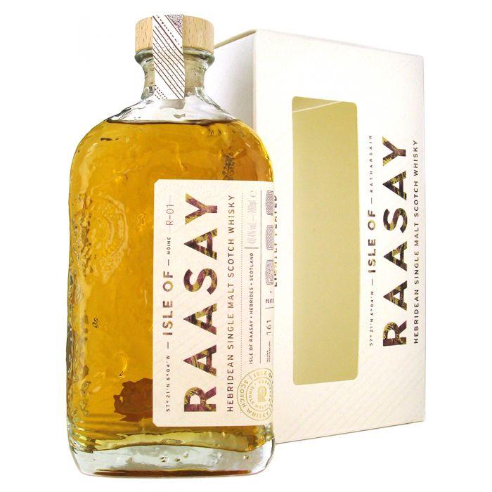 Raasay Hebridean Single Malt 46,4% 70cl