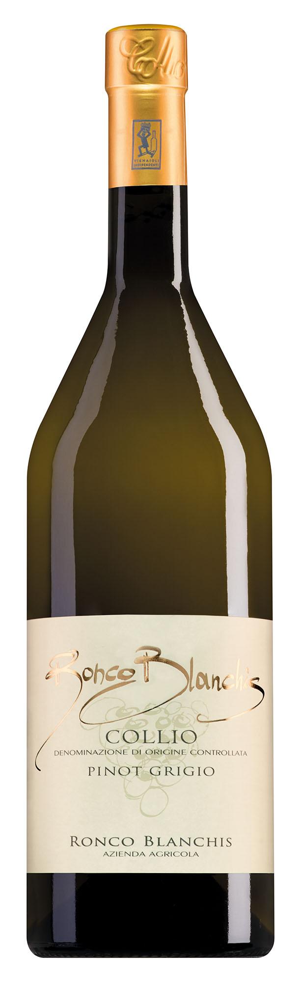 Ronco Blanchis Collio Pinot Grigio magnum