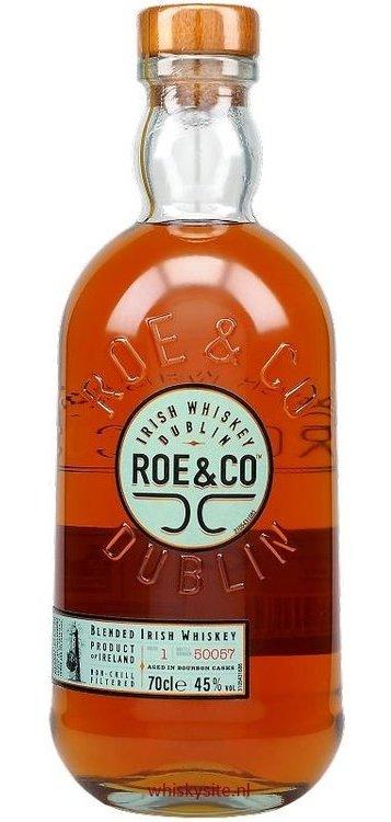Roe & Co Blended Irish Whiskey 45%