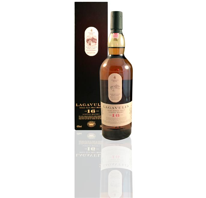 Lagavulin 16yr  Islay Single malt -20cl  -43%