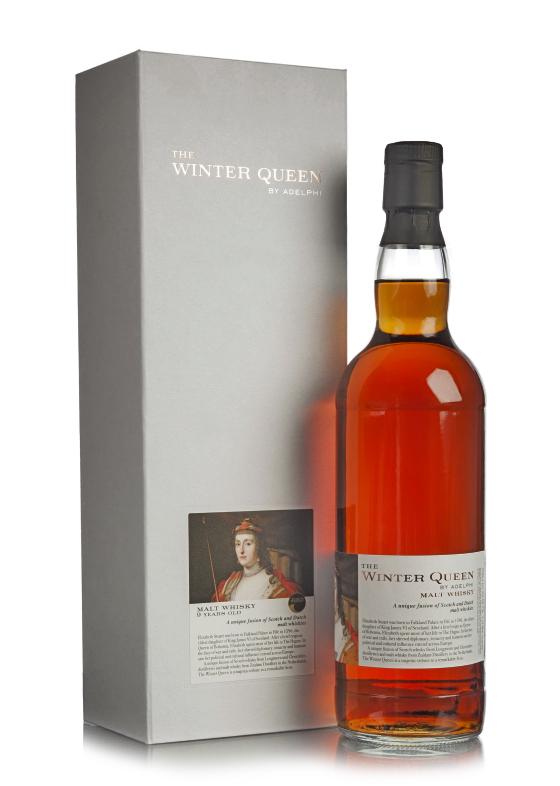 Adelphi Winter Queen  52,7% 70cl