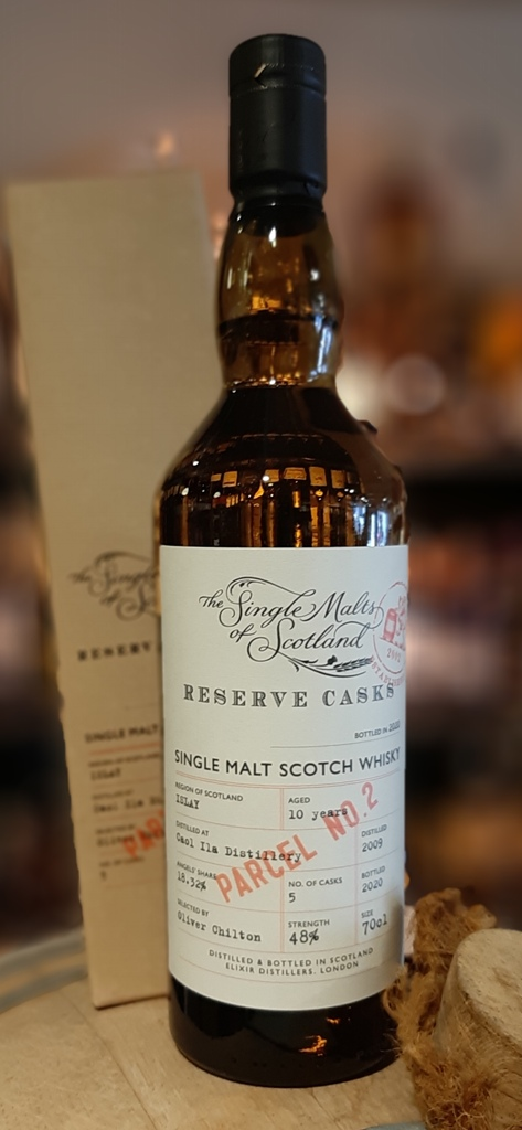 The Single Malts of Scotland Caol Ila 10y 48%