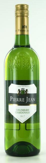 Pierre Jean - Colombard / Chardonnay