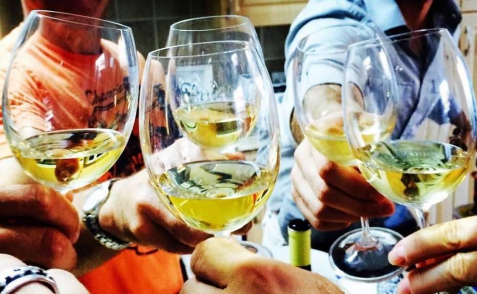 Wijnproeverij zondag middag 3 november van 13:00 tot 16:45