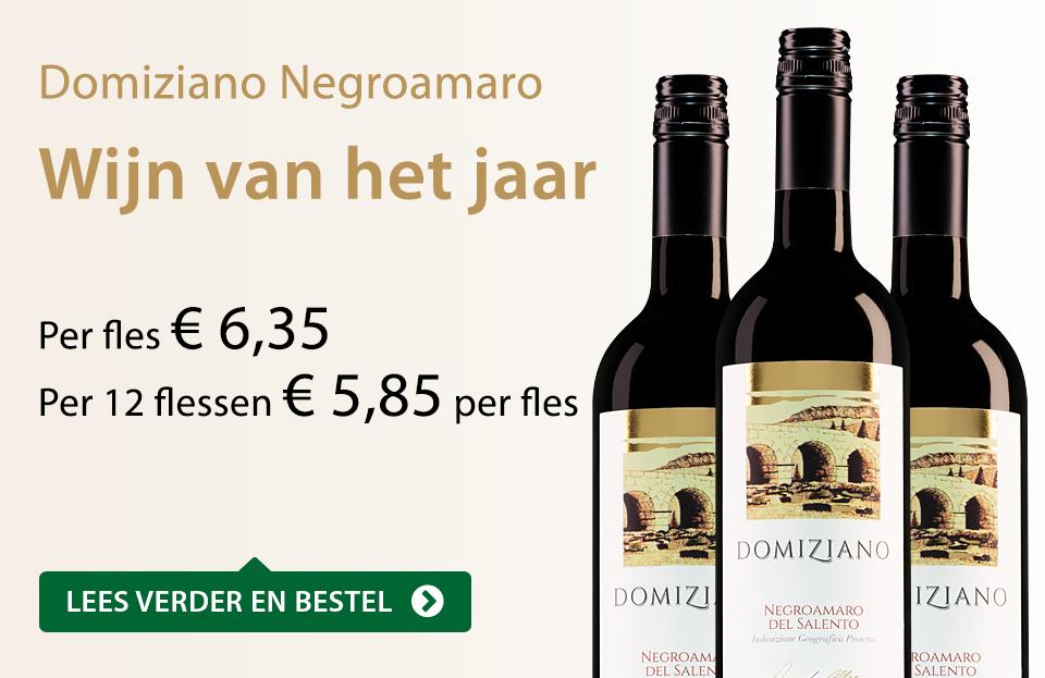Al jaren onze best verkochte wijn, wijn van het jaar
