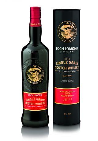 Loch Lomond Single grain  46% 70cl
