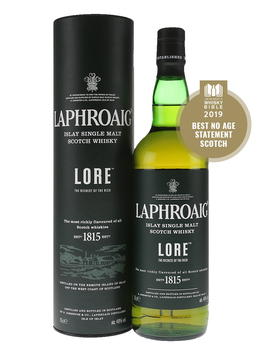 Laphroaig Lore   70cl 48%