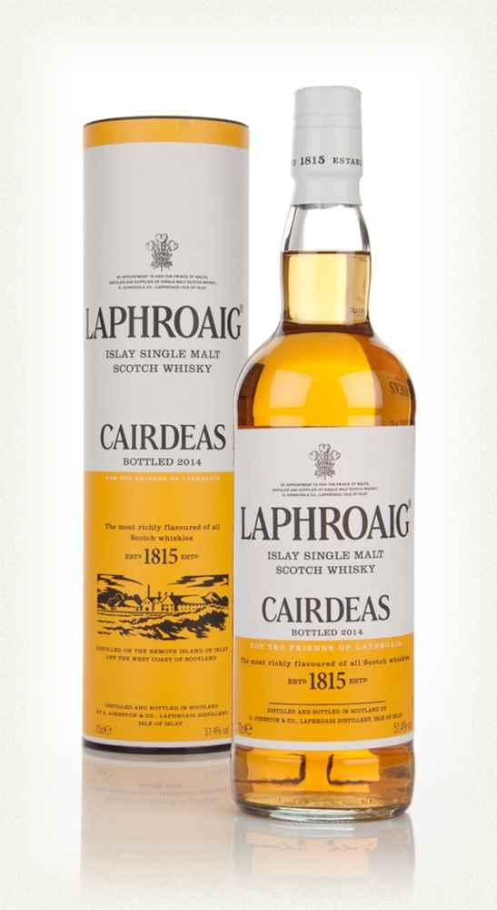 Laphroaig - Càirdeas 2014 51.4%  70cl