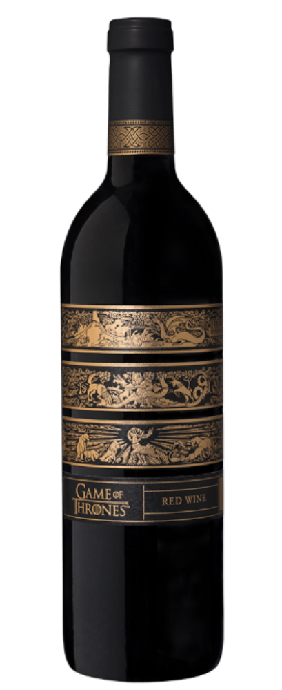 Game of Thrones Red wine