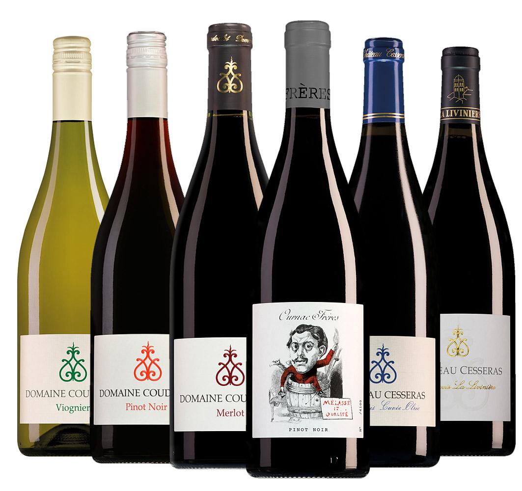 Domaine Coudoulet Pays d'Oc Ournac Frères Pinot Noir