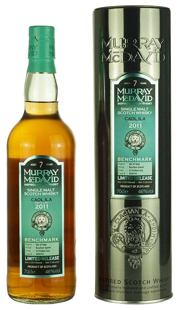 Murray McDavid Caol Ila 2011 57.4% 70cl