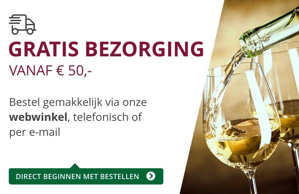 Gratis bezorging (50 euro) - paars