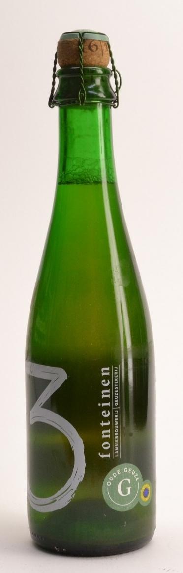 3 Fonteinen Oude Geuze 37,5cl 6.2%