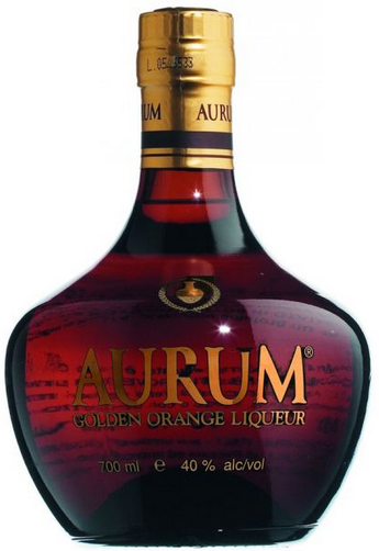 Aurum Golden Orange 40% 70cl