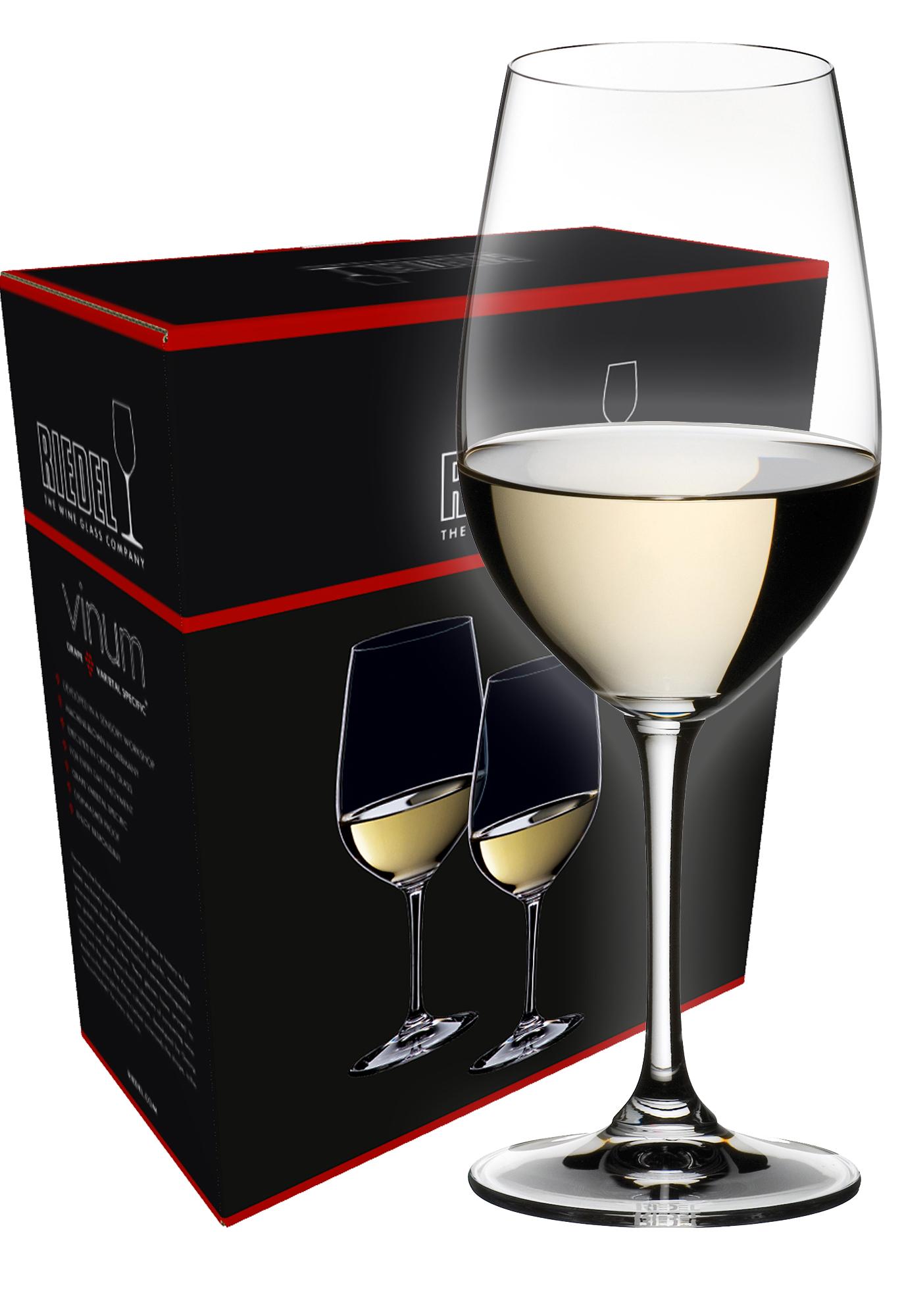 Riedel Vinum Riesling-Zinfandel wijnglas (set van 2 voor € 44,90)
