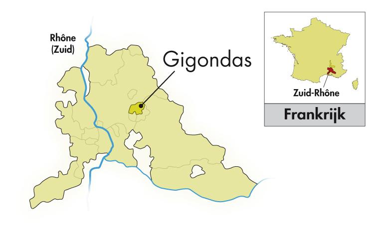 La Bastide Saint Vincent Gigondas Costevieille