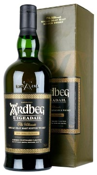 Ardbeg Uigeadail  single Malt (70cl)