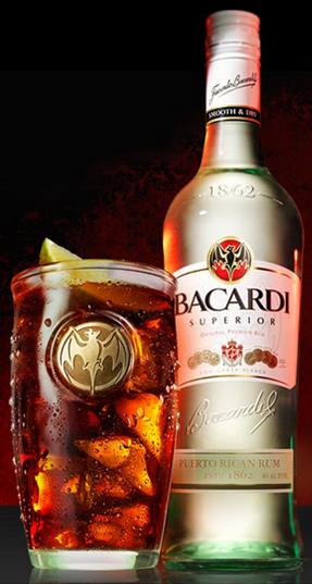 3 Liter Bacardi