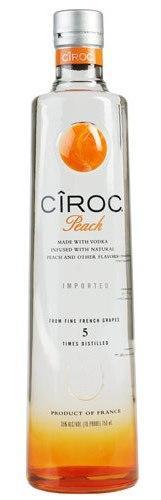 Cîroc Peach vodka   70cl, 37,5%