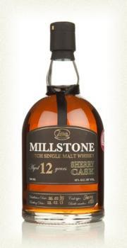 Millstone Sherry Cask 12 jr 46% 20cl