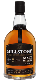 Millstone 5 jr Dutch single malt 40% 70cl