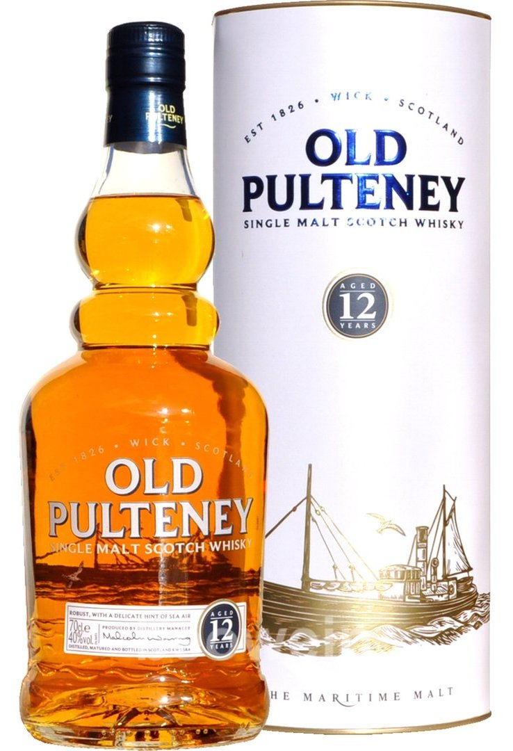 Old Pulteney 12 jaar 40%