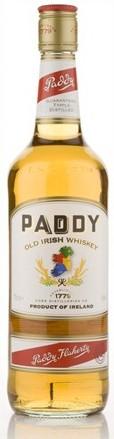 Paddy Irish Whiskey (70cl, 40%)