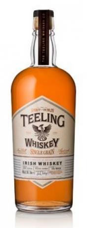 Teeling Irish single grain Whiskey  70cl  46%