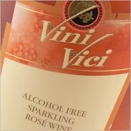 Alcoholvrije wijn Vini Vici Sparkling Rosé