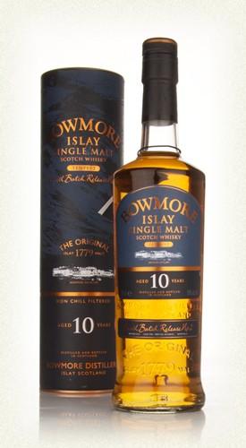 Bowmore Tempest  Islay Single malt  -70cl -55.1%
