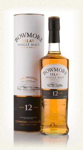 Bowmore 12yr  Islay Single malt  -70cl -40%