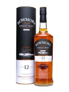 Bowmore Enigma 12yr  Islay Single malt  -Liter -40%