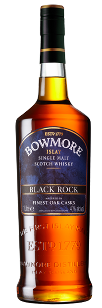 Bowmore Black Rock  Islay Single malt  Liter 40%