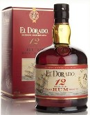 El Dorado 12 Year Old (70cl, 40%)