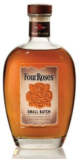 Four Roses Small Batch bourbon  45%