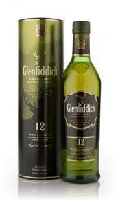 Glenfiddich 12yr  Liter