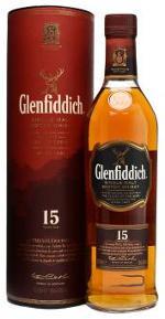 Glenfiddich 15 yr Solera  40% 70cl