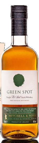 Green Spot 12yr  Irish Single Malt Whiskey