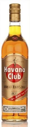 Havana Club Añejo Especial Ltr, 40%