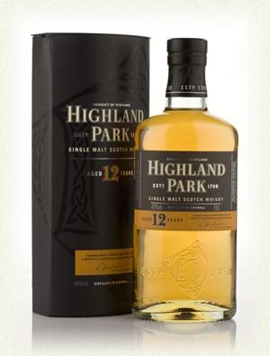 Highland Park  12yr  Single malt  -70cl  -43%