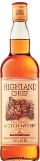 Highland Chief  Blended Scotch 40% Liter