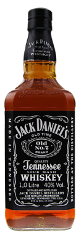 Jack Daniels  Tennessee Whiskey  Liter  40%
